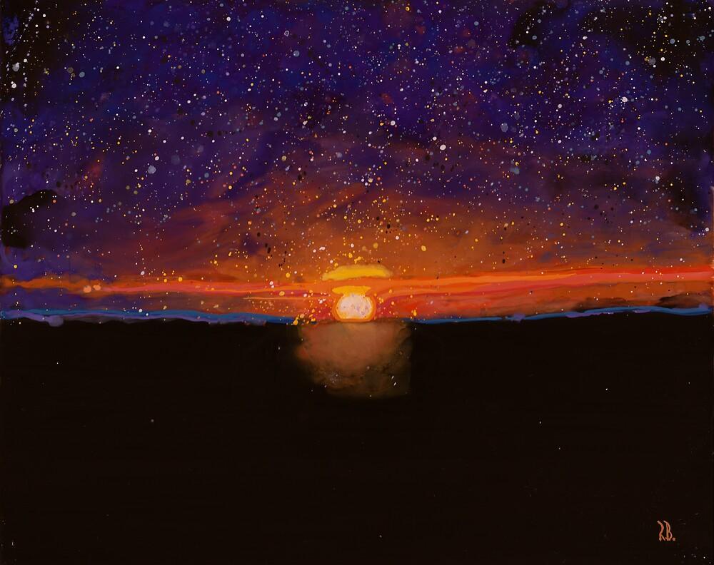 Cosmic Love #2 by Richard Bradish Jr