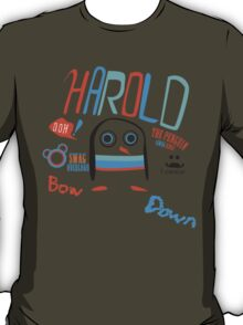 Harold The Swag King T-Shirt