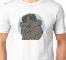 Brother Hugs Unisex T-Shirt