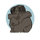 Brother Hugs by iheartgallifrey