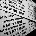 A Day To Remember Tickets by VanLuvanee21
