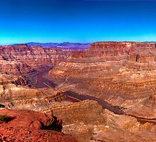 Grand Canyon West....   the Hualapai Nation by Marvin Mast