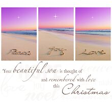 Christmas - Remembering Your Son by CarlyMarie