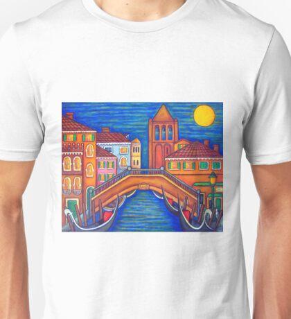 Moonlit Campo San Barnaba T-Shirt