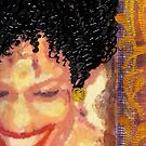 The Artist Who Found her SMILE by © Angela L Walker