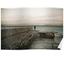St. Ives Harbour Poster