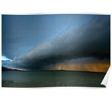 Tin Can Bay Storm Poster