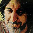 Arab Man 2 by Richard Bradish Jr