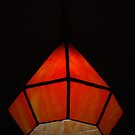 Orange Light In The Dark by Jonice
