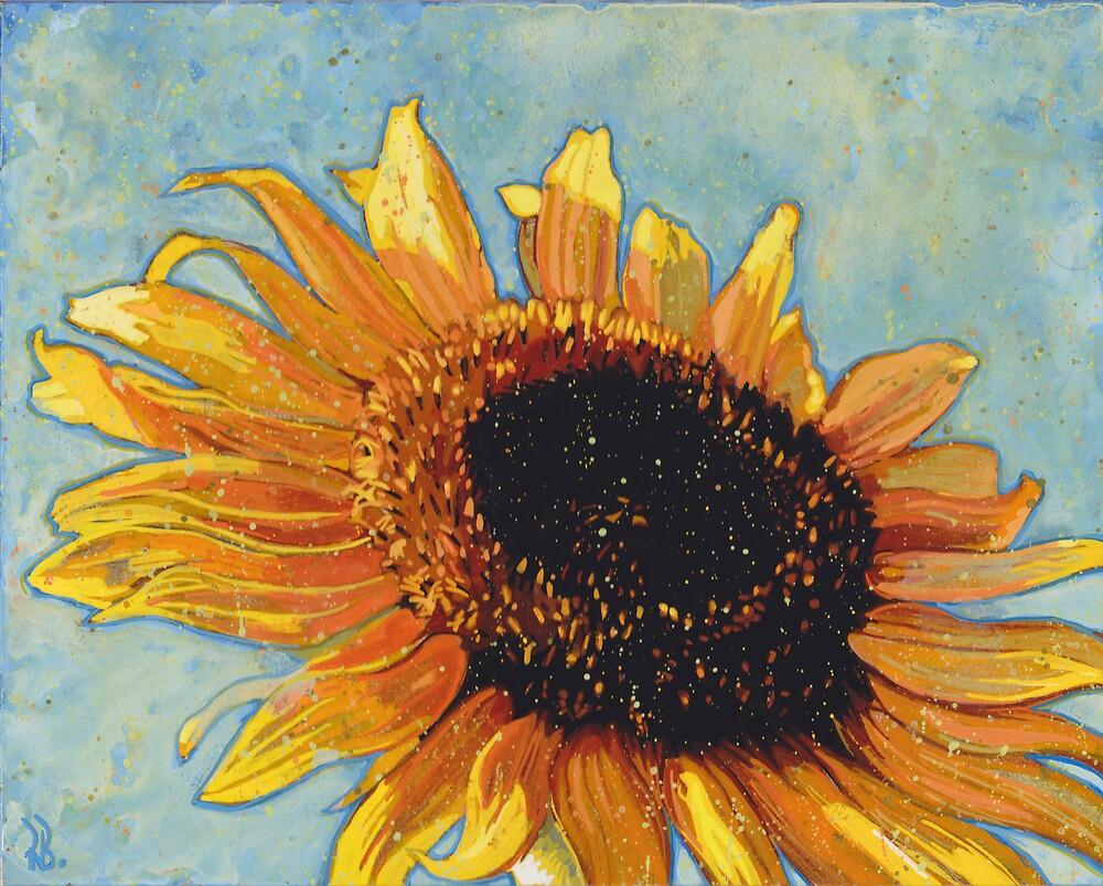 Face to the Sun by Richard Bradish Jr