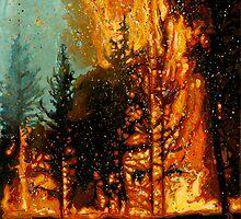 Rebirth #1 by Richard Bradish Jr