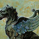 Gargoyle #2 by Richard Bradish Jr