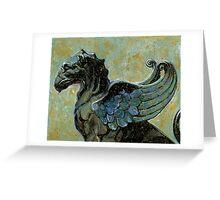 Gargoyle #2 Greeting Card