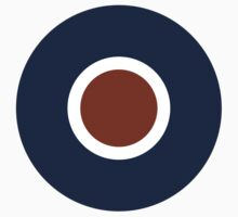 Royal Air Force - Historical Roundel Type C 1942 - 1947 One Piece - Short Sleeve