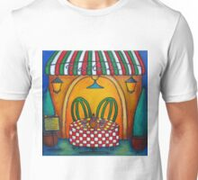 Table for Two in Italy Unisex T-Shirt