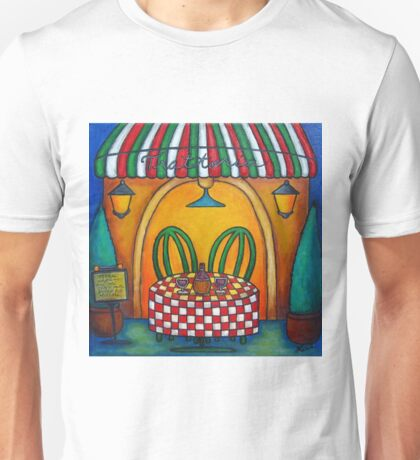 Table for Two in Italy T-Shirt