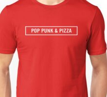 Pop Punk & Pizza Unisex T-Shirt