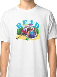Book Wagon Classic T-Shirt