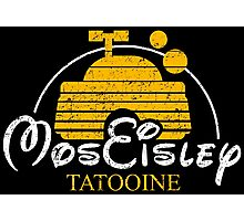 Mos Eisley - Tatooine Photographic Print