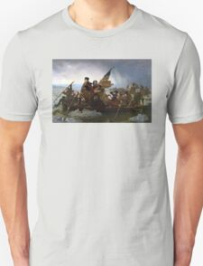 Brady Crosses the Delaware T-Shirt T-Shirt