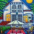 The Little Festive Danish House by LisaLorenz