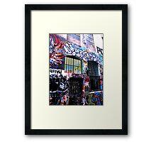 Blond Framed Print