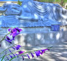 Sleeping Buddha HDR 2 by Dreebs