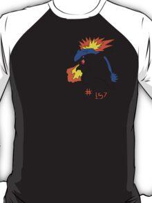Pokemon 157 Typhlosion T-Shirt