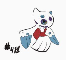 Pokemon 478 Froslass Kids Clothes