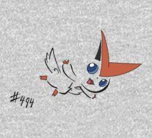 Pokemon 494 Victini Kids Tee