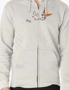 Pokemon 494 Victini Zipped Hoodie