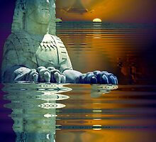"The Sphinx by Antonello Incagnone ""incant"""