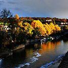 Avon Autumn by GlennB