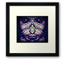 Witch  Doctor  Framed Print