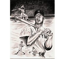 Mickey Mantle Photographic Print