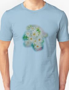 Daisies Pink blue TEE/STICKER/BABY GROW Unisex T-Shirt