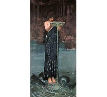Circe Invidiosa by John William Waterhouse Photographic Print