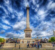 Nelson's Column by Yhun Suarez