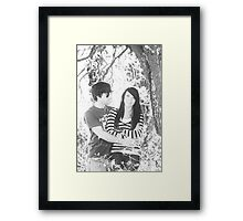 Lori Wells Photography Couples Photography Framed Print