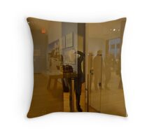 Splitting the Difference 3 Throw Pillow