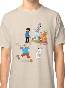 Tinspector Gadget Classic T-Shirt