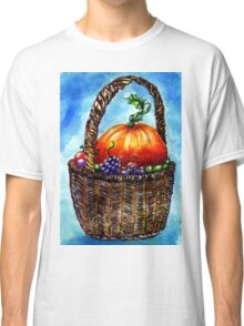 Vegetables in Basket 2 Classic T-Shirt
