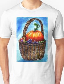 Vegetables in Basket 2 T-Shirt