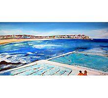 Bondi Icebergs (No 3) Photographic Print