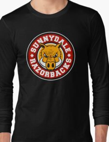 Sunnydale Razorbacks Long Sleeve T-Shirt