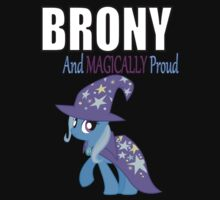 BRONY & PROUD - TX by Pegasi Designs