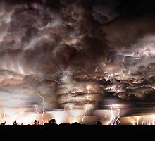 ThunderStruck ~ ACDC  by Pene Stevens