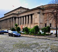 St George's Hall  by Jenny1611