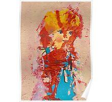 Pretty doll Poster