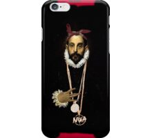 West coast greco Street Art iPhone Case/Skin